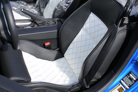 Interior quality auto upholstery for Custom automotive interior designs